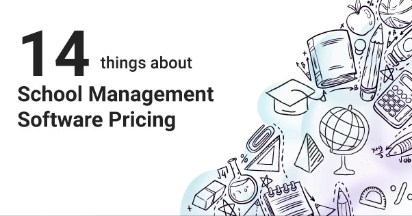 school management software pricing