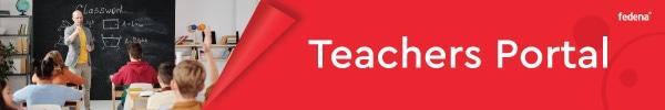 Teacher portal on School ERP