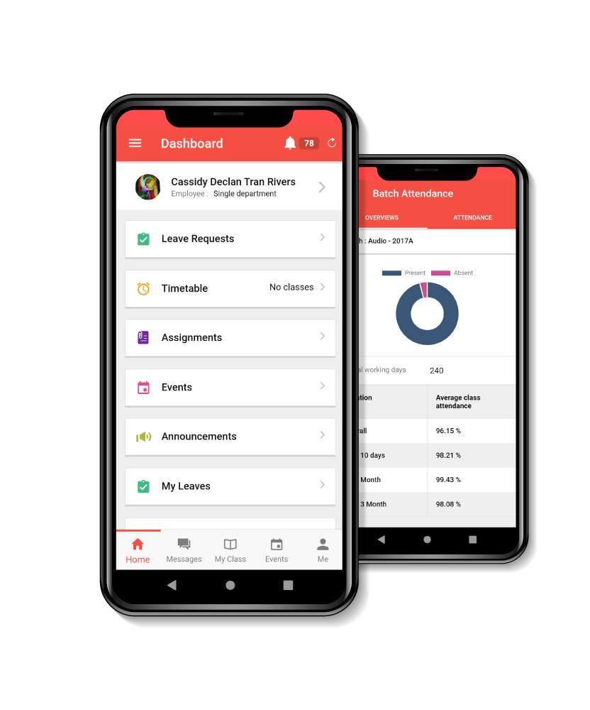 Fedena Mobile App