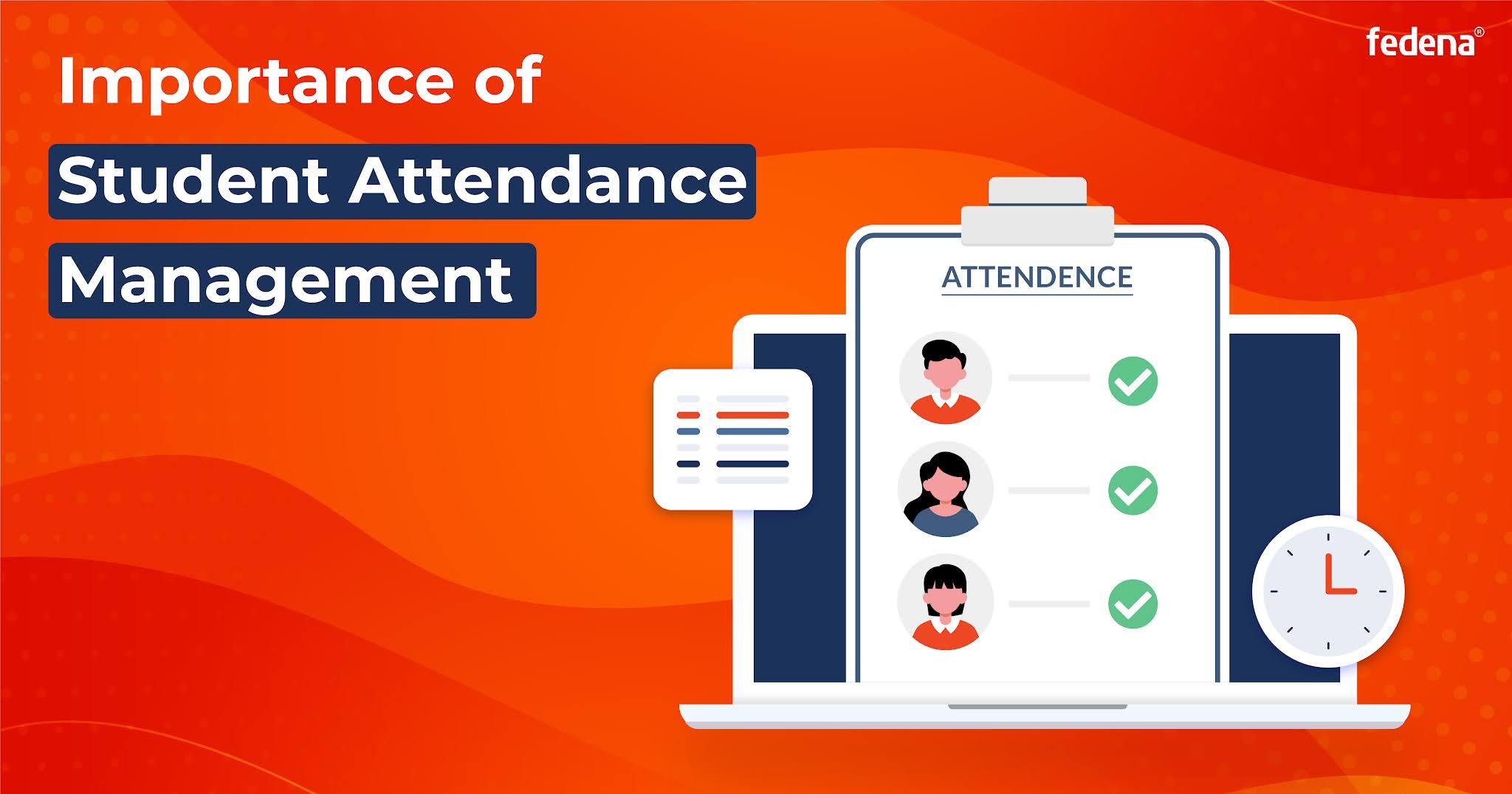 student attendance management