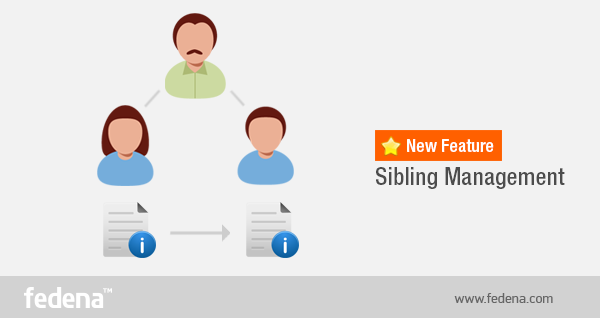 sibling management feature